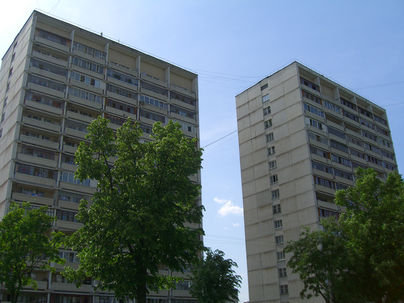 2 башни