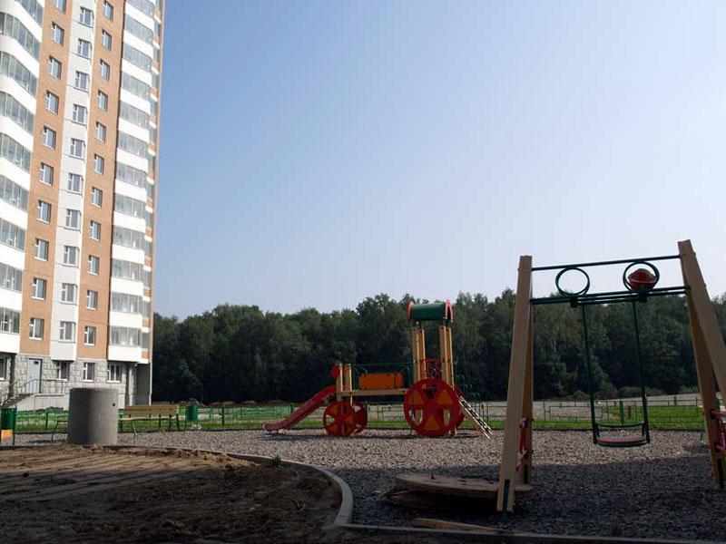 "ДСК-1 микрорайон ""Град Московский"""