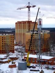Строительство котельной в ЖК Юго-Западный
