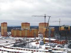 Строительство ЖК Юго-Западный