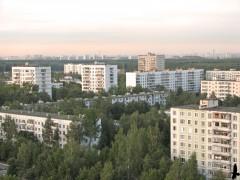 Лето 2007 в Московском