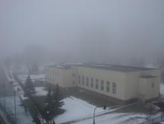 Бассейн в Тумане.