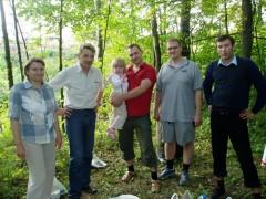 Первый шашлык инициативной группы