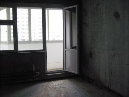 Балкон в большой комнате