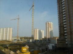 строят 4 и 5 корпуса 1 квартала