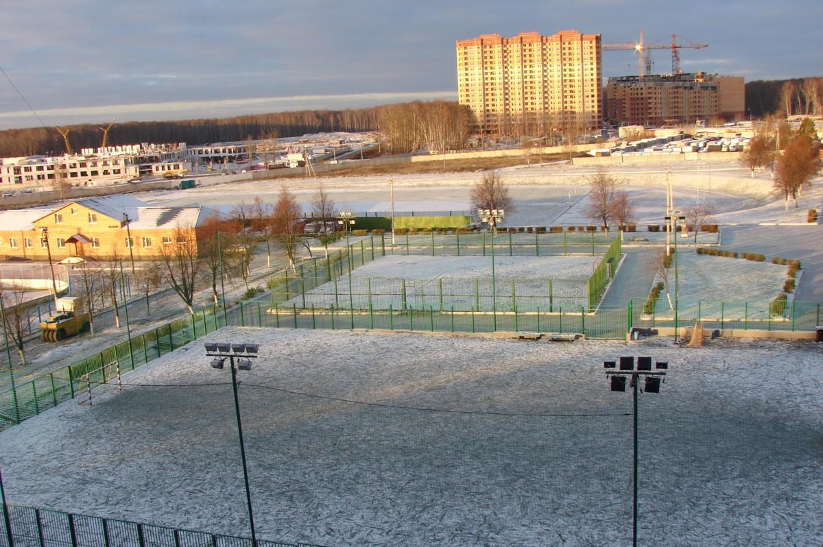 05.11.07 Первый снег
