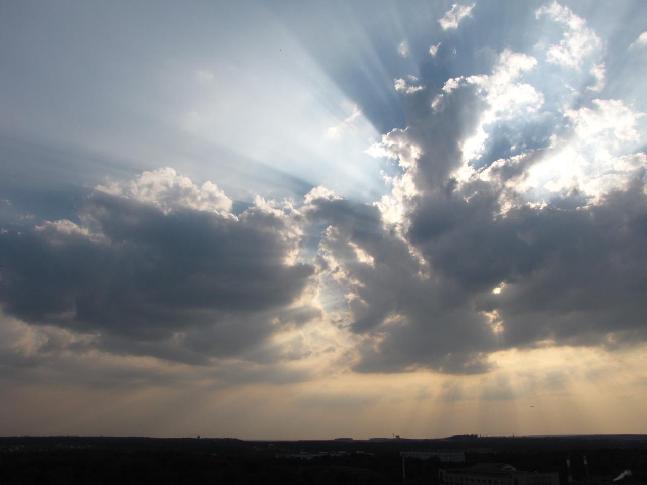Долгожданные облака