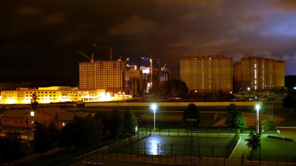 09.09.08  Ю-З Ночью