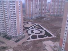 Вид на 2-3 корпуса 1-го квартала