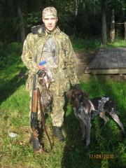 Охота на уток с 10.09 по 12.09 2010г. Калужская область 002.