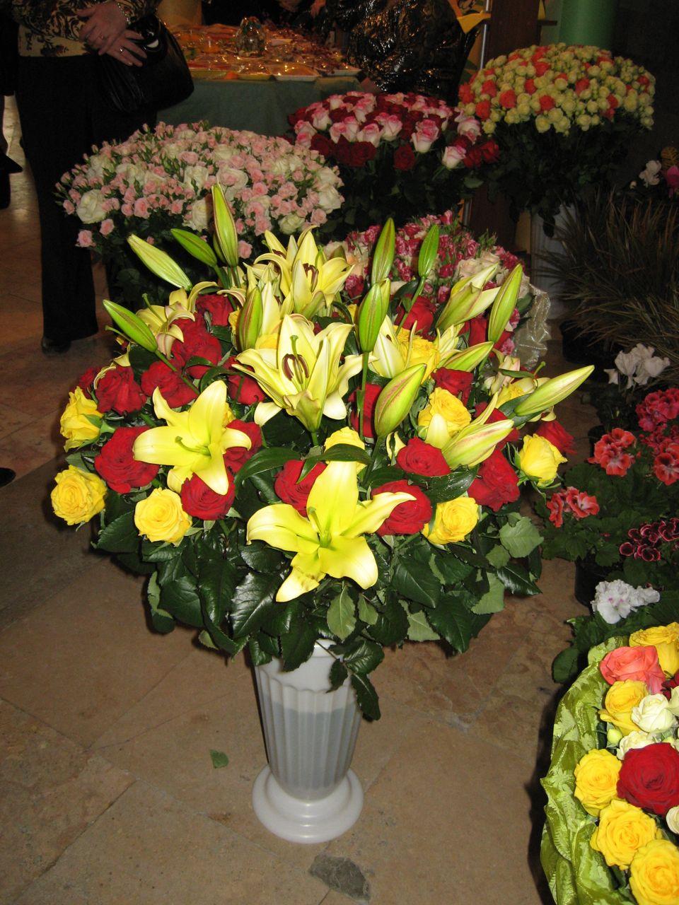 Цветы от совхоза Ульяновский