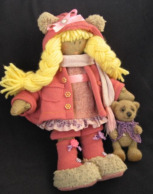 Кукла Катя