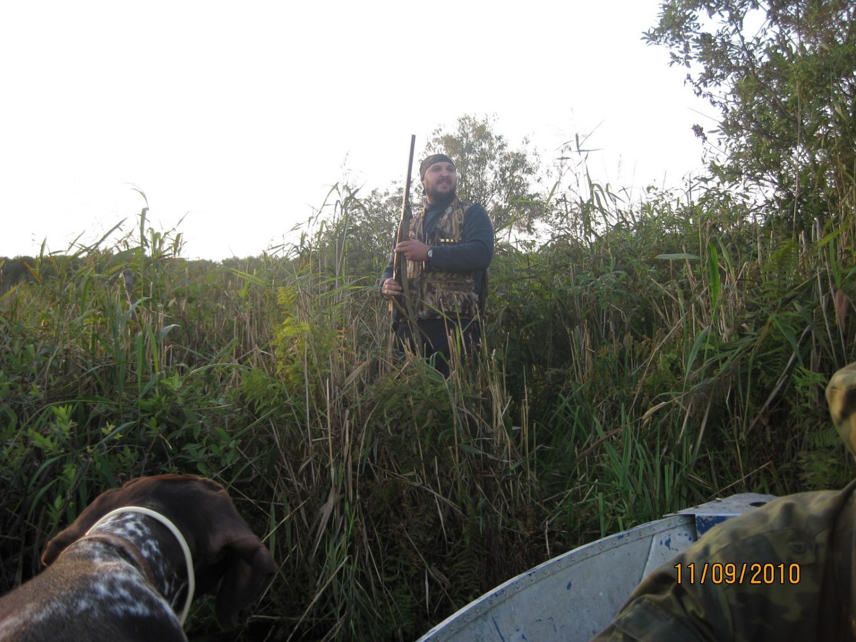 Охота на уток с 10.09 по 12.09 2010г. Калужская область 021.