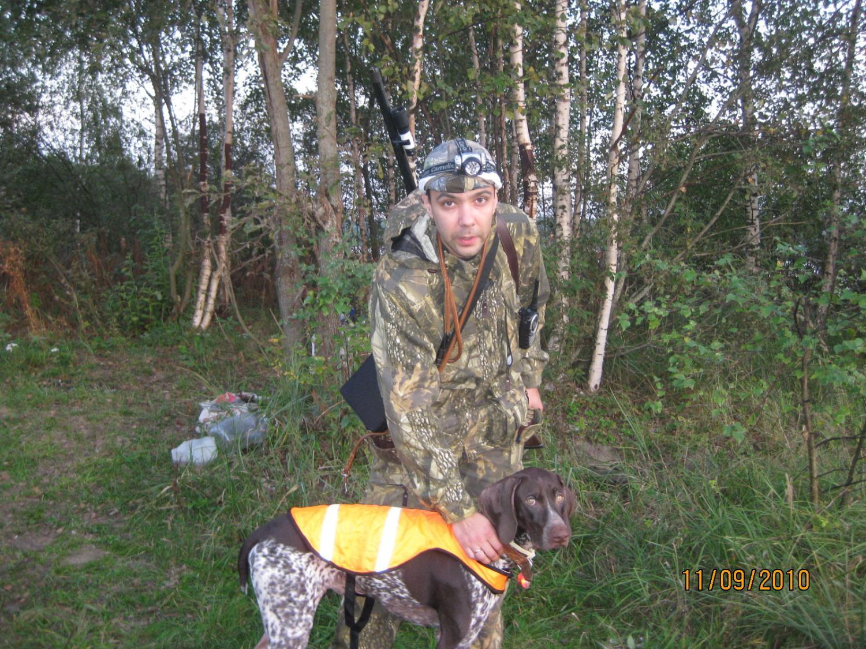Охота на уток с 10.09 по 12.09 2010г. Калужская область 024.