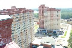 Вид с крыши Дома своего.