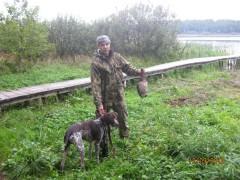 Охота на уток с 10.09 по 12.09 2010г. Калужская область 037.