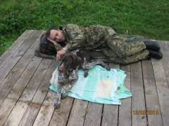 Охота на уток с 10.09 по 12.09 2010г. Калужская область 052.