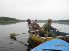 Охота на уток с 10.09 по 12.09 2010г. Калужская область 035.
