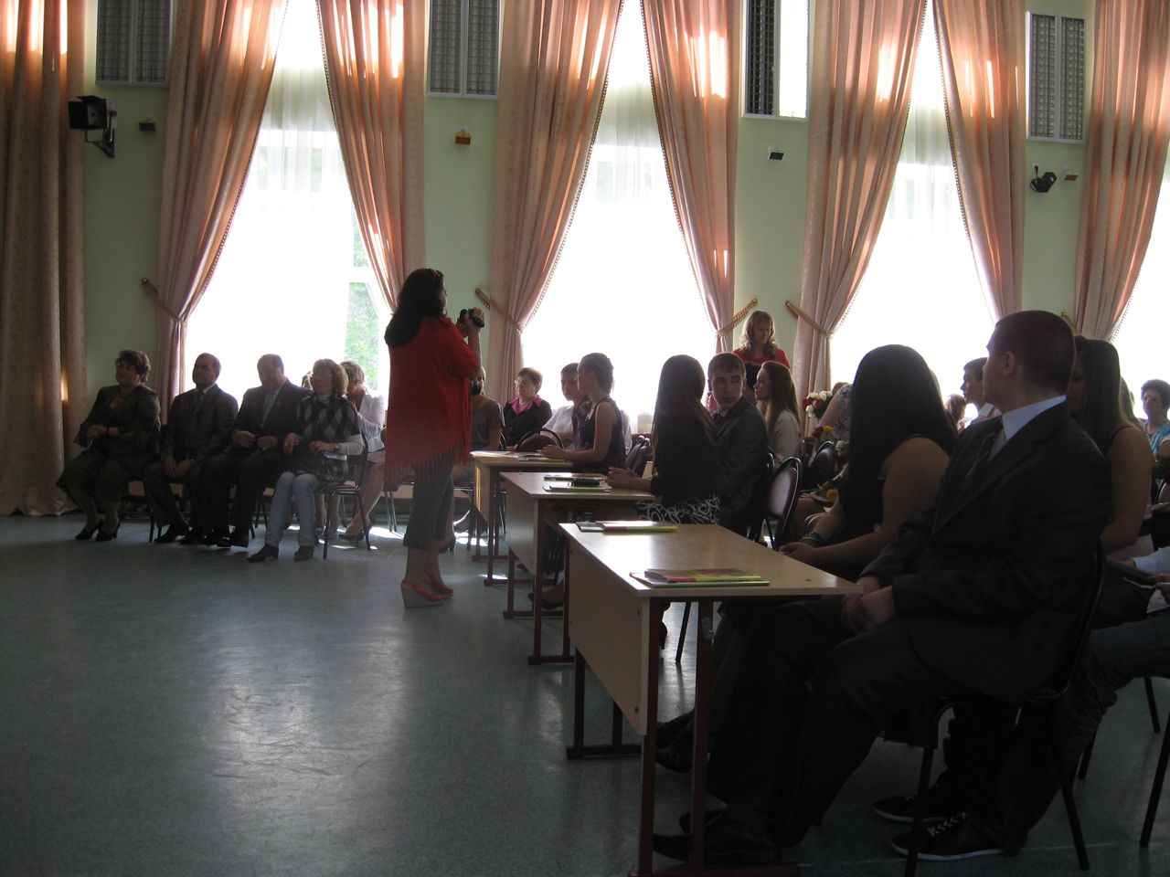 Выпускники-2011