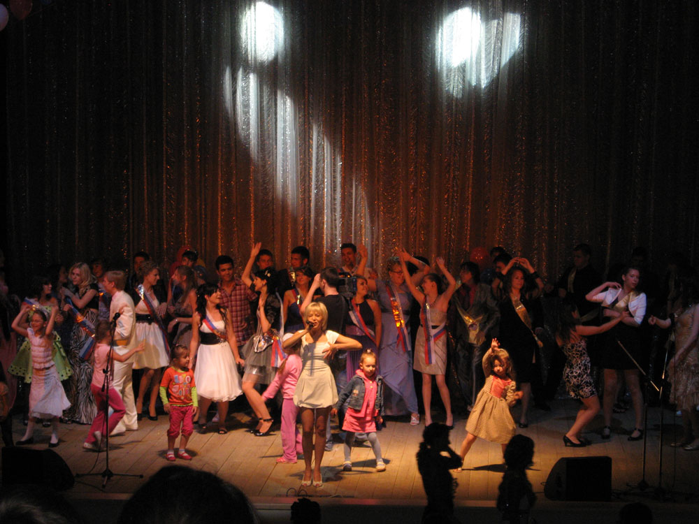 Выпускной бал-2011
