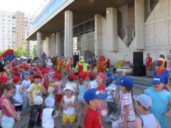 Дети города Московский
