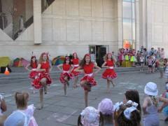 День Защиты Детей возле ДК Московский