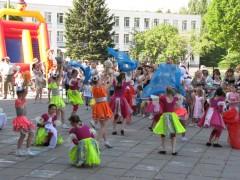 Праздник 1 Июня - День защиты детей