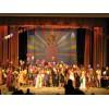 Выпускники-2011, праздничный концерт