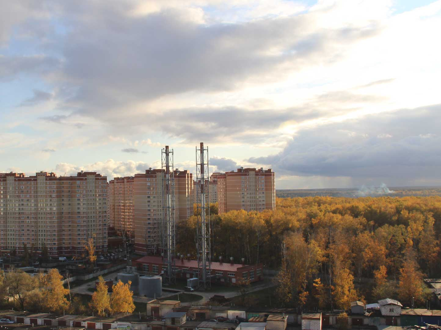 Октябрь 2011