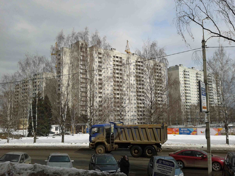 Микрорайон №5 города Московский