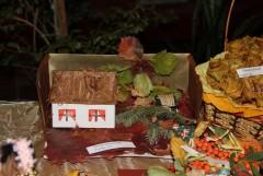 Осенний домик