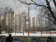 Строительство домов в Первом Московском Городе-Парке