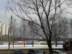Строительство: Первый Московский Город Парк
