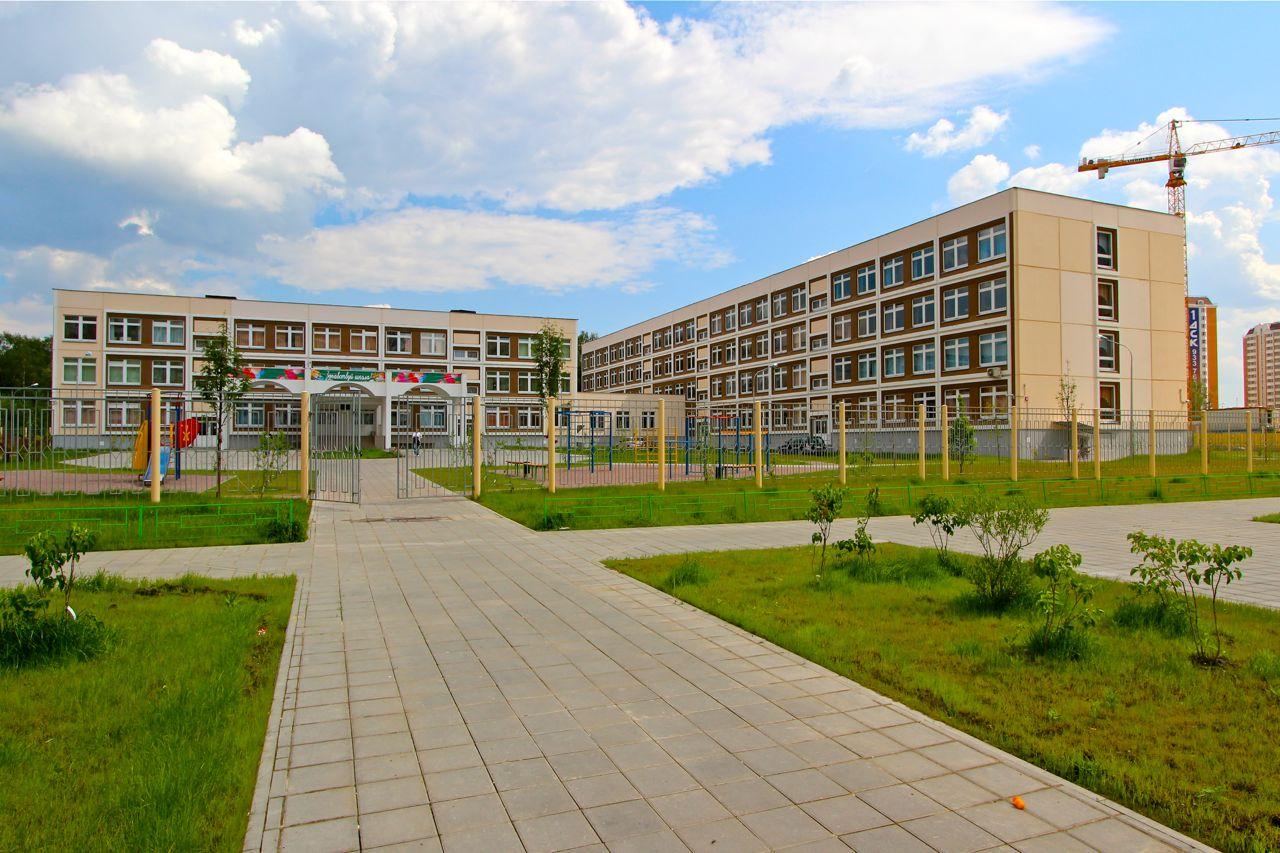Школа в Граде