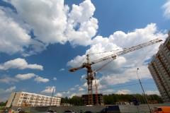 Строительство продолжается