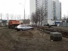 Благоустройство в городе Московский - дом 18, микрорайон 1