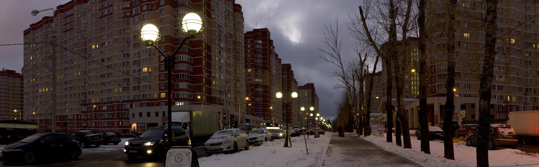 Panorama Sumerki