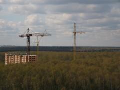 Строительство 1-й очереди