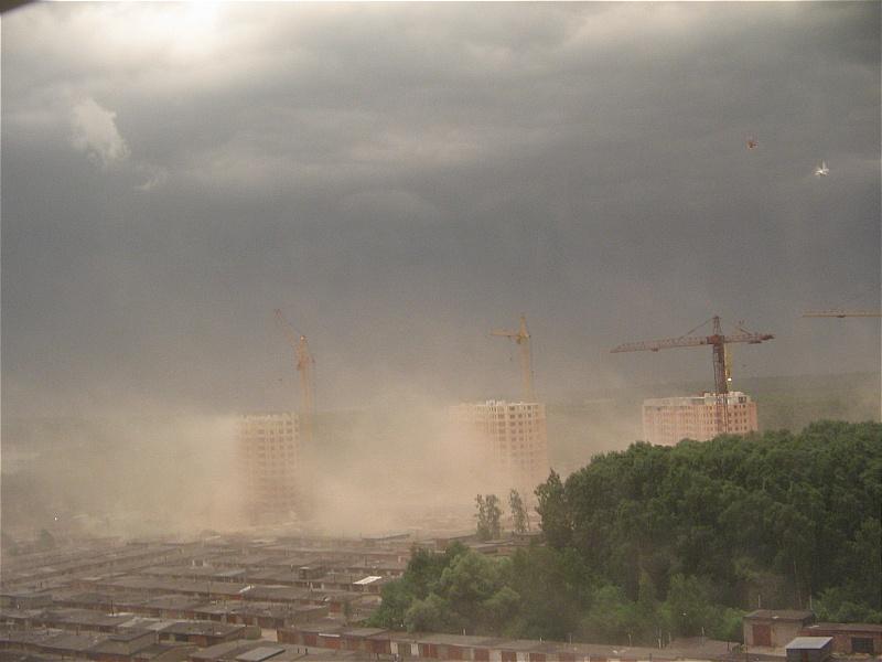 """Буря в мкр. """"ЖК Юго-Западный"""""""