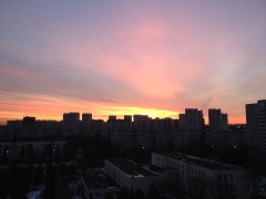Доброе утро, Московский!