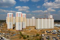 Микрорайон Первый Московский Город Парк (Северный), схемы