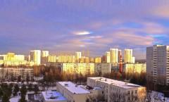Микрорайон Первый Московский Город Парк