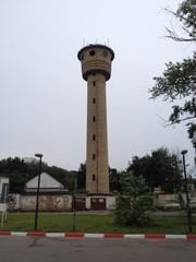 Водонапорная башня у института Полиомелита