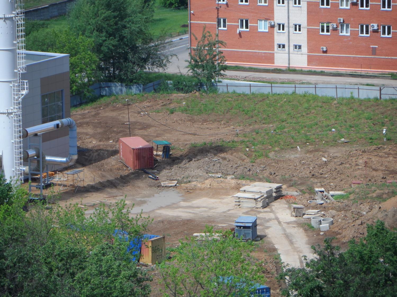 Строительство теплоэнергетического комплекса 330 мВт. (окончание декабрь 2014г.)