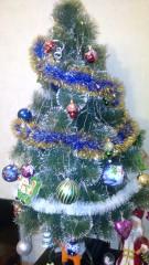 Новогодняя ёлка с 2014 г. на 2015 г.