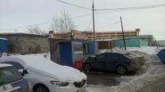 Шиномонтаж, в 3 мкр., на стоянке за гаражами и поликлиникой