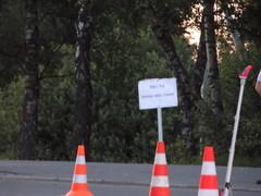 Предупреждение и ограждение места происшествия
