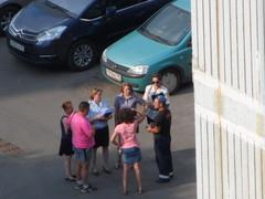 ОП поселения Московский и УВД г. Троицк по ТиНАО г. Москвы (следственный эксперимент)