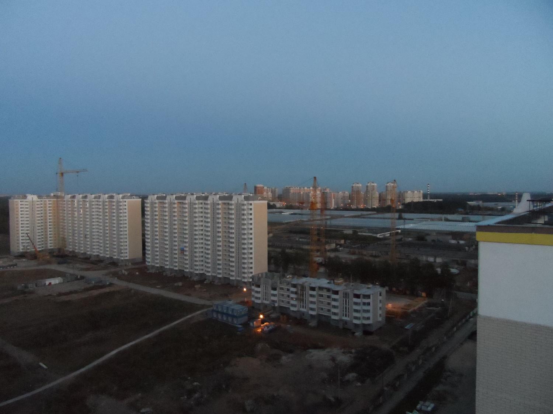 """5 мкр., г. Московский, """"Первый Московский Город Парк"""" (фото 16.08.2014)"""