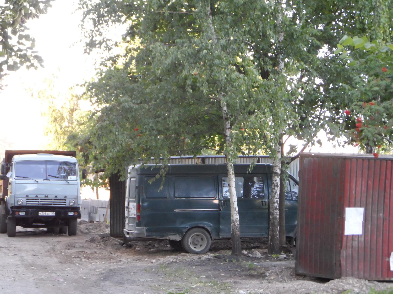Благоустройство территории в 1 мкр., за домом 5А